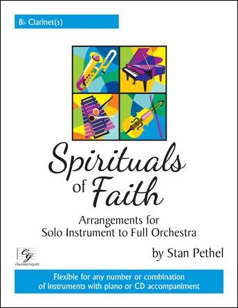 Spirituals of Faith Cover