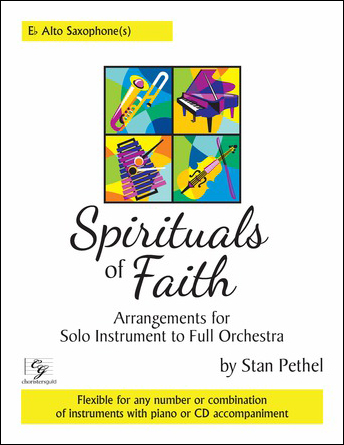 Spirituals of Faith Cover