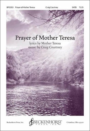 Prayer of Mother Teresa