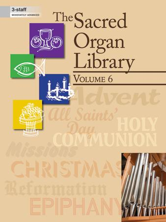 The Sacred Organ Library