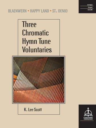 Three Chromatic Hymn Tune Voluntaries