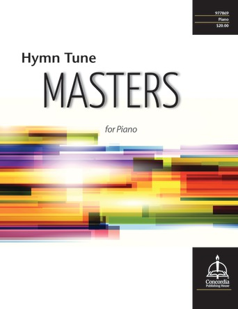 Hymn Tune Masters for Piano