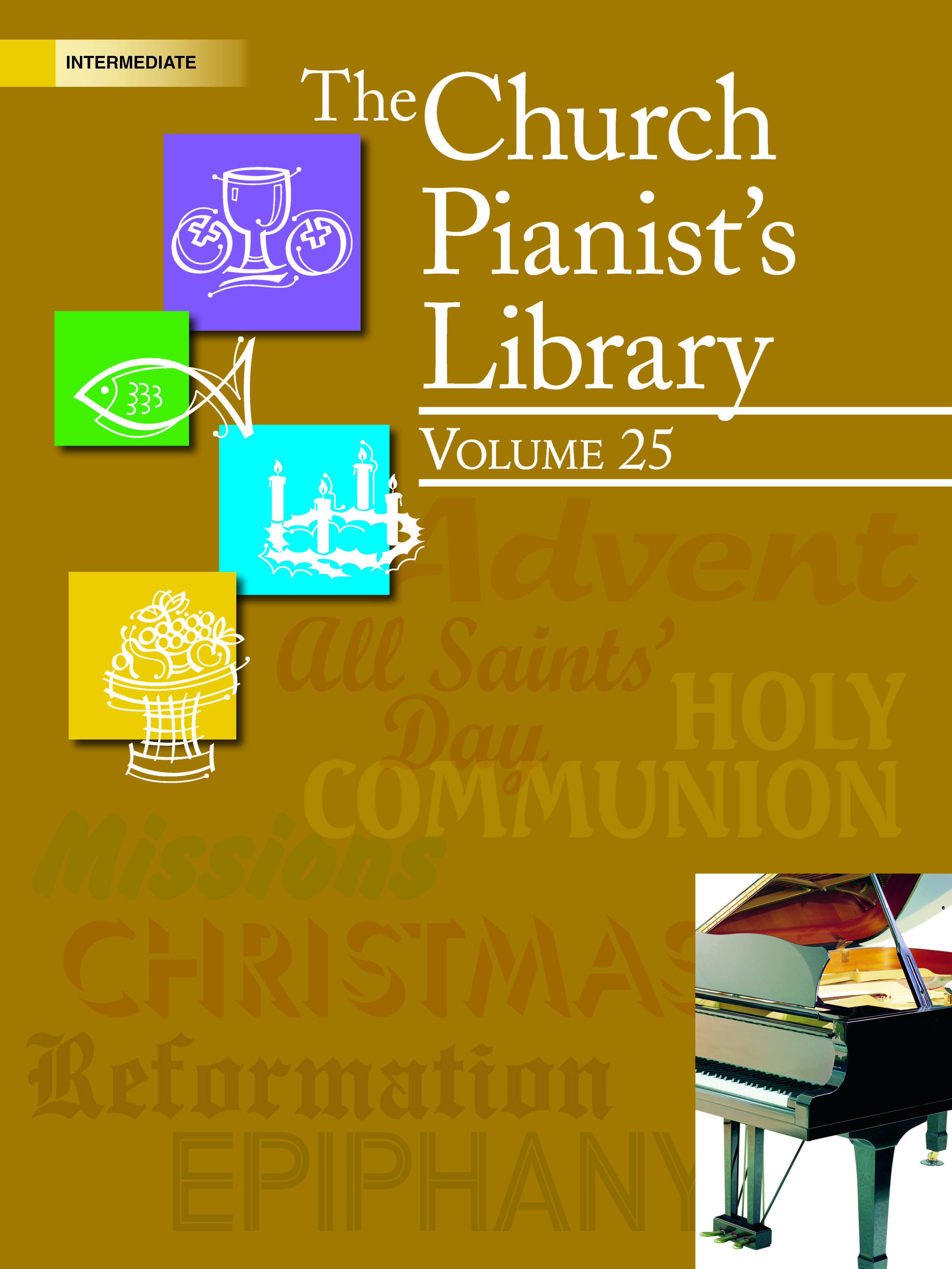 The Church Pianist's Library, Volume 25