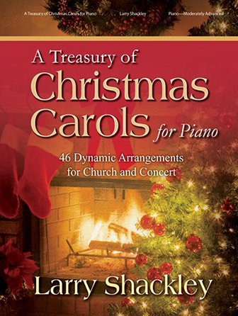 A Treasury of Christmas Carols for Piano Thumbnail