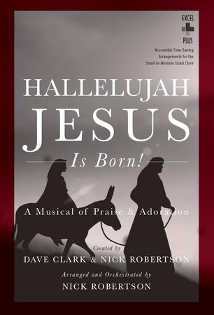 Hallelujah, Jesus Is Born