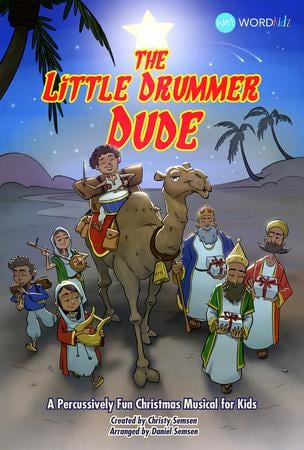 The Little Drummer Dude