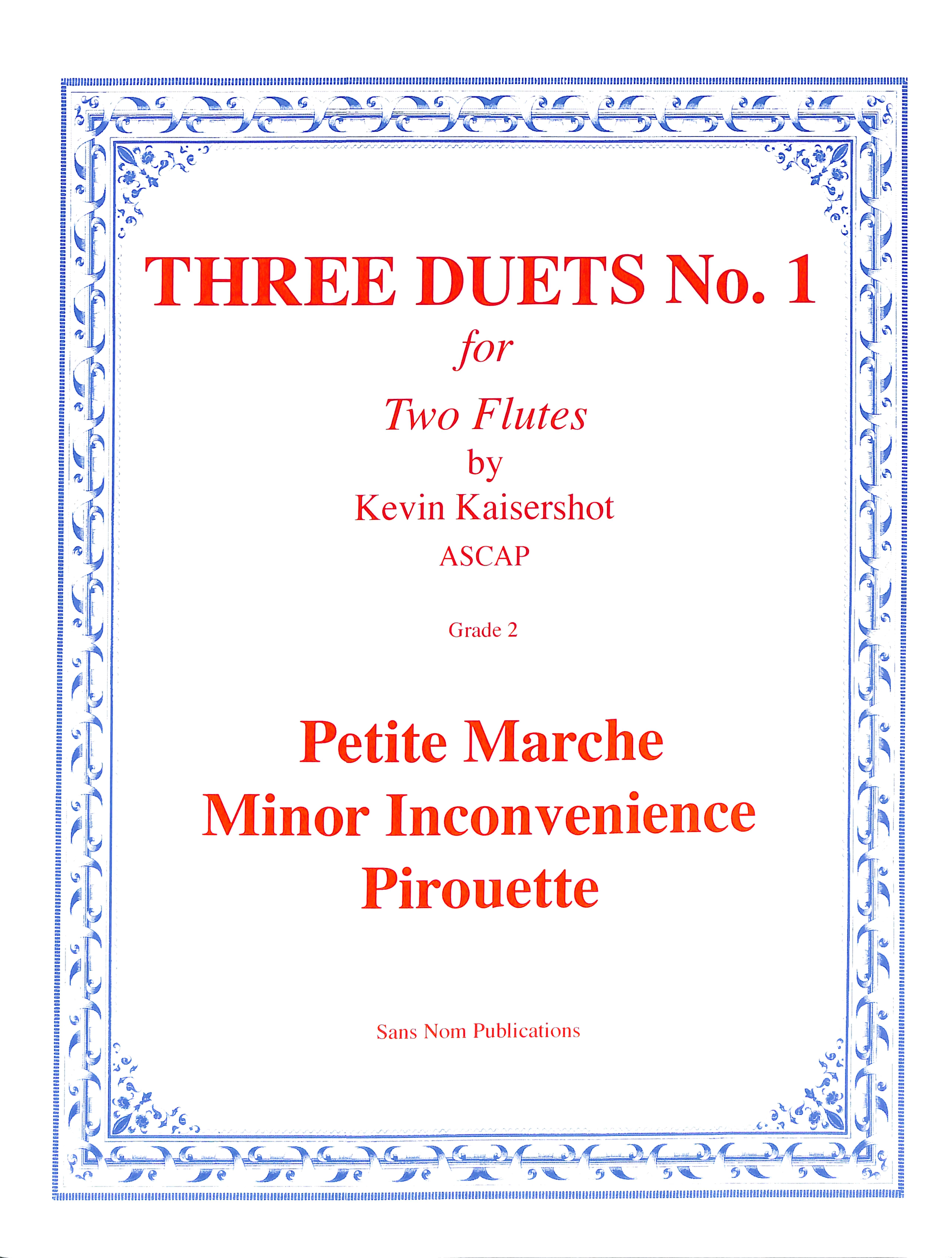 Three Duets #1 Thumbnail