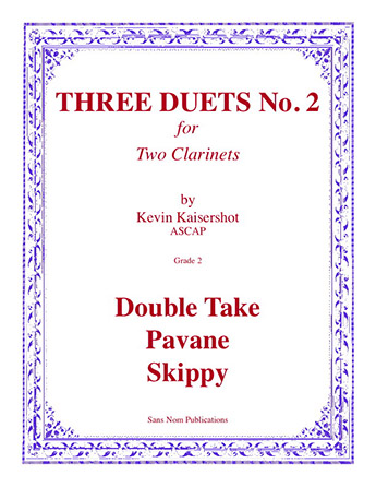 Three Duets #2 Thumbnail