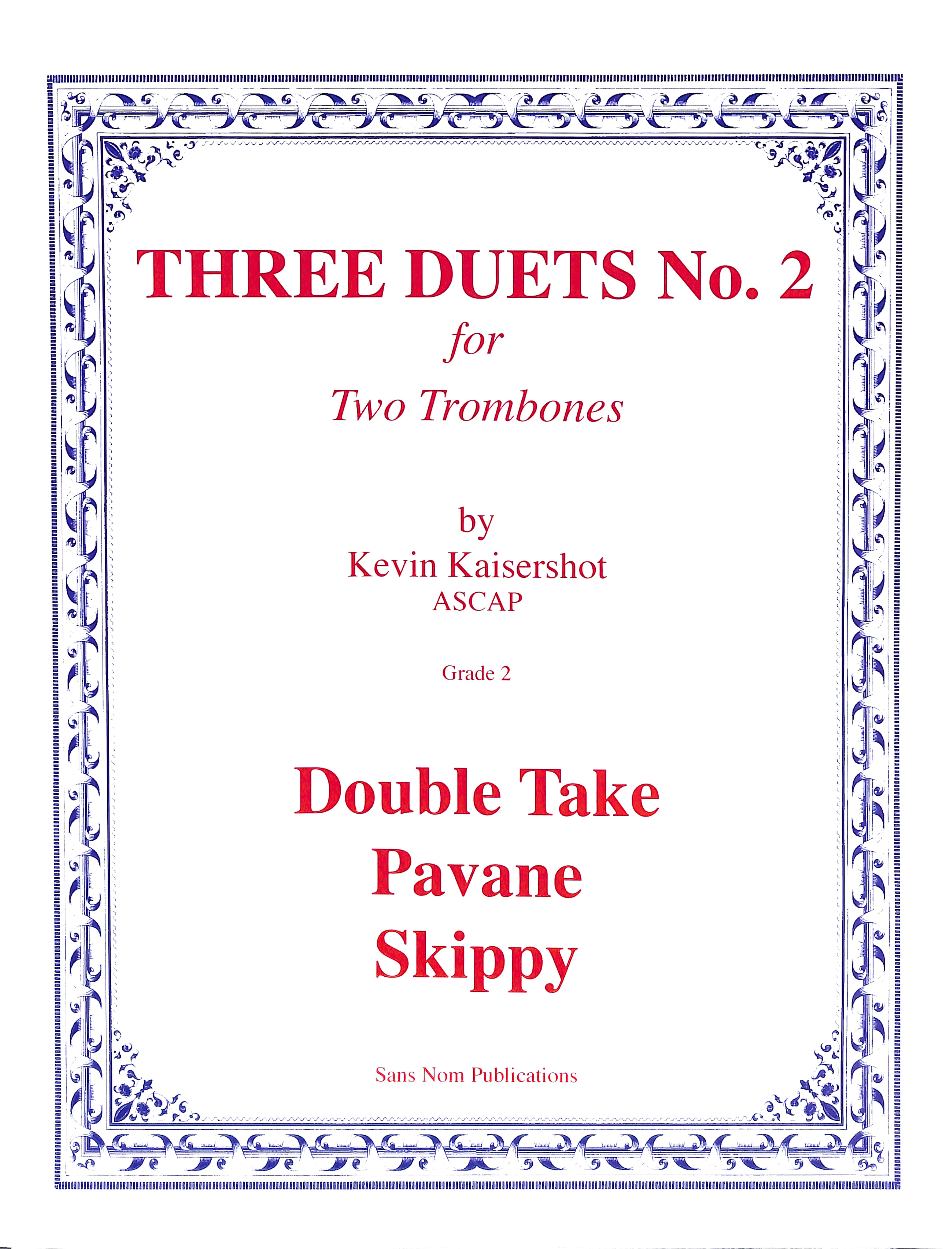 Three Duets #2 Thumbnail