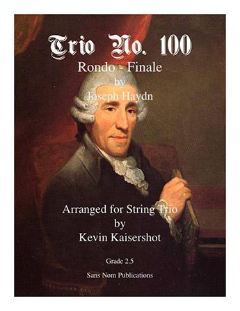 Trio #100 Rondo - Finale