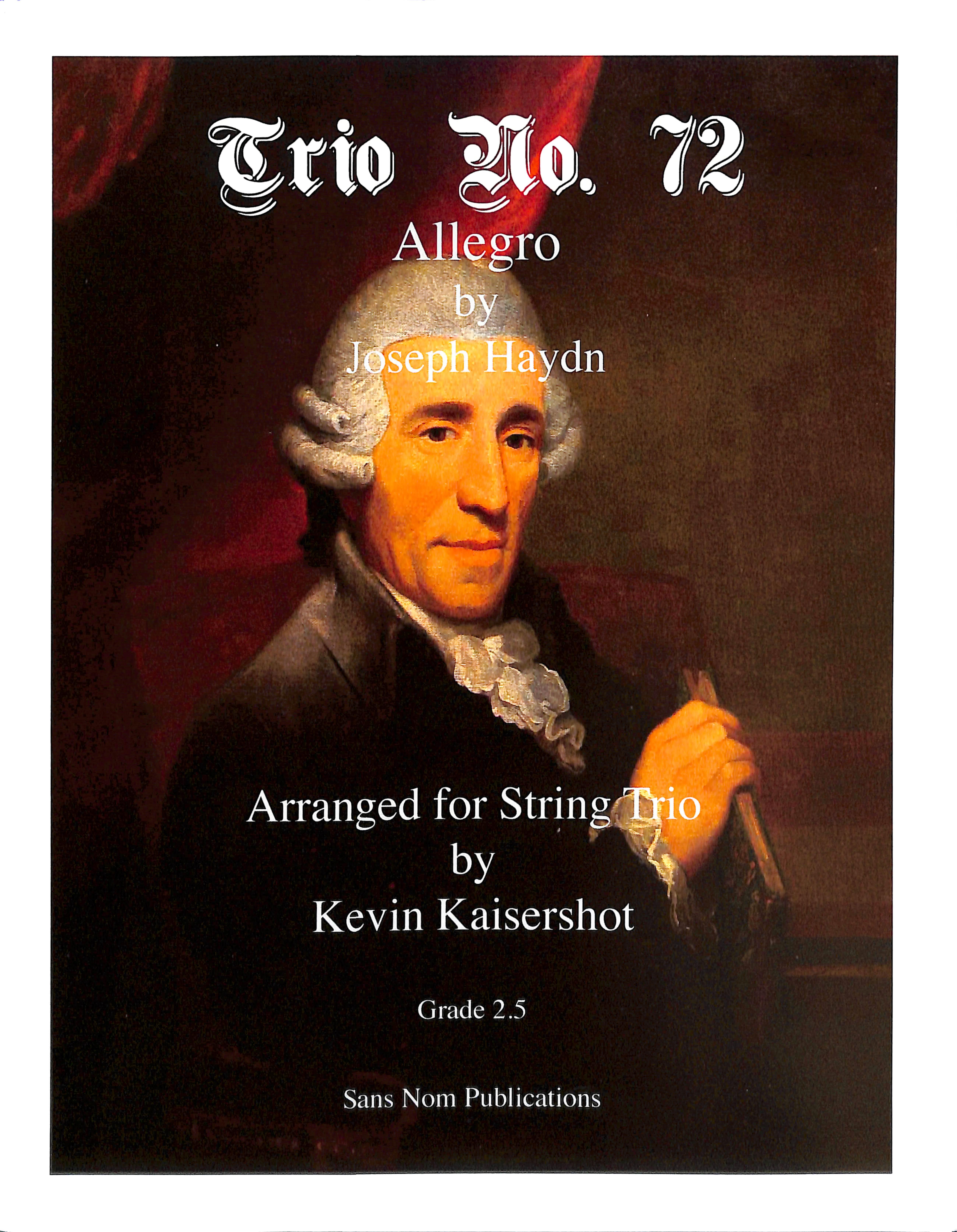 Trio #72 Allegro