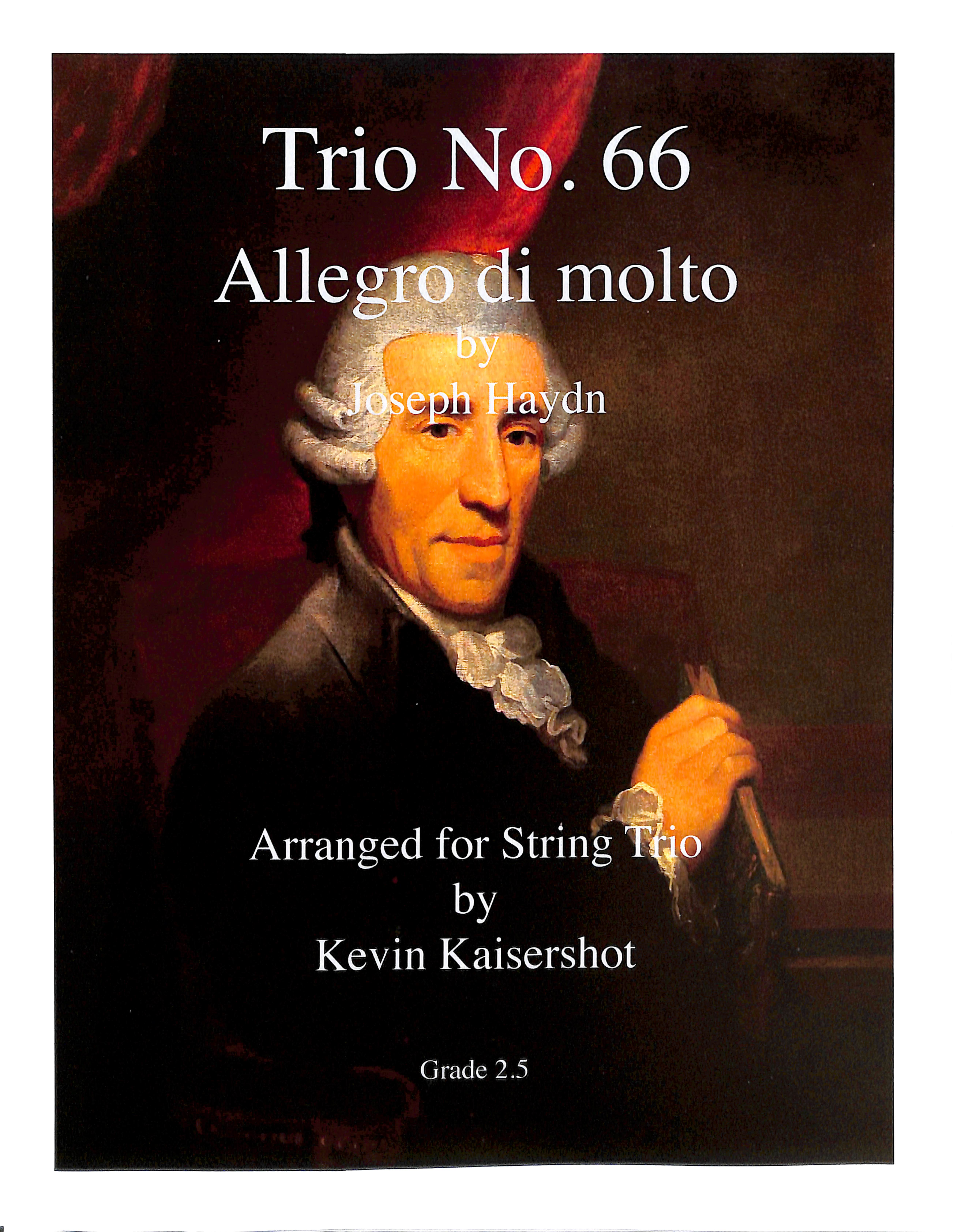 Trio #66 Allegro di molto