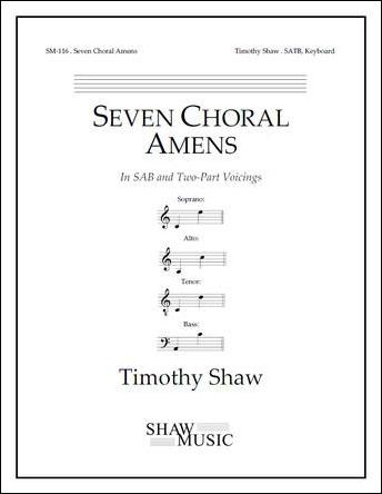 Seven Choral Amens