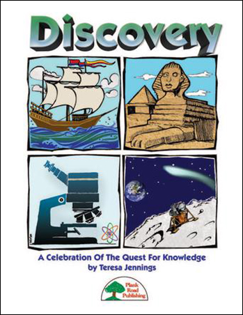 Discovery classroom sheet music cover