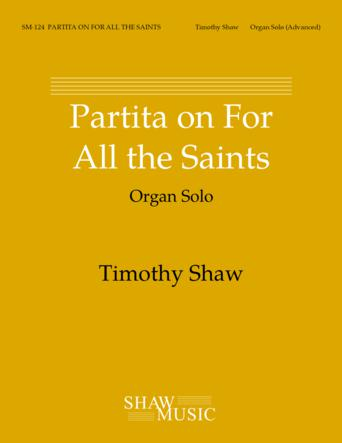 Partita on For All the Saints