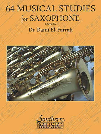 64 Musical Studies for Saxophone