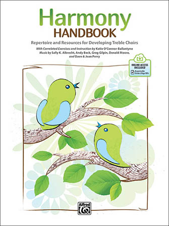 Harmony Handbook (Book & Online PDF ) arr  K | J W  Pepper Sheet Music