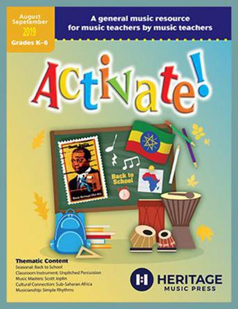 Activate! Volume 14 (2019-2020)