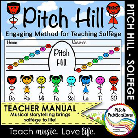Pitch Hill Solfege Method Teacher Manual