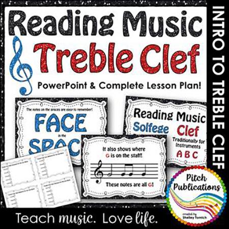 Introducing Treble Clef