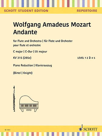 Andante in C Major, KV. 315