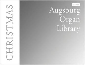 Augsburg Organ Library Series 2 Christmas