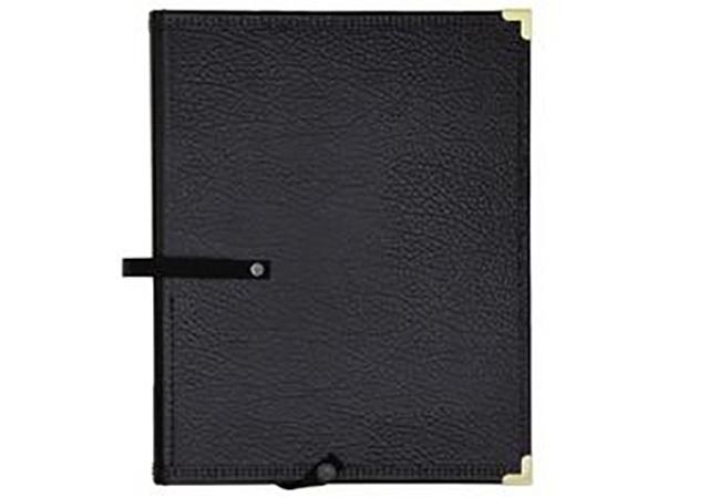 The Black Folder RingBinder Music Folder Thumbnail