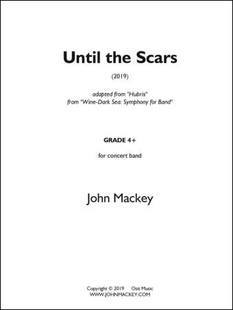 Until the Scars