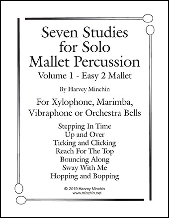 Seven Studies for Solo Mallet Percussion #1