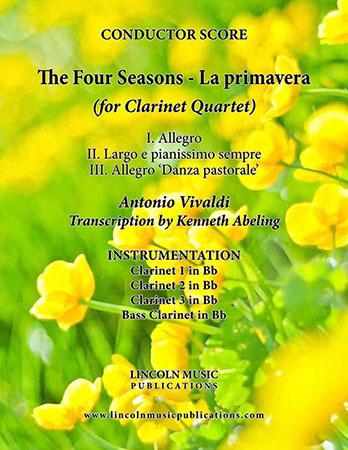 La primavera from The Four Seasons