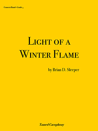 Light of a Winter Flame