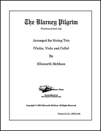 Blarney Pilgrim Jig