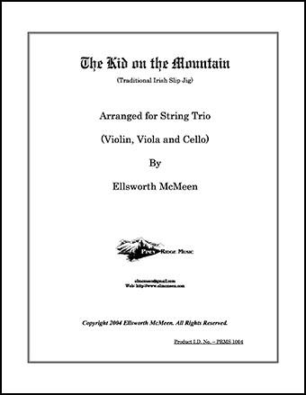 Kid On the Mountain Jig