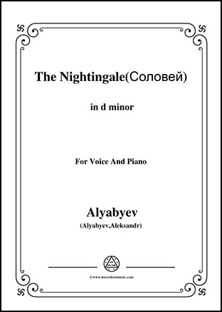 The Nightingale in d minor