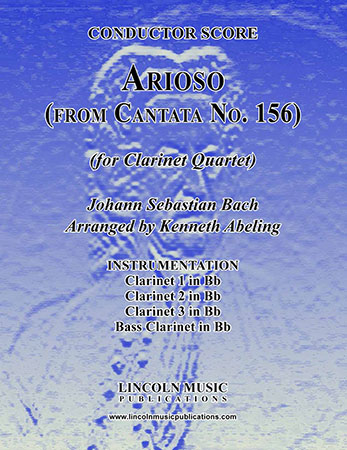 Arioso from Cantata No. 156