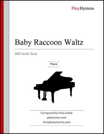 Baby Raccoon Waltz