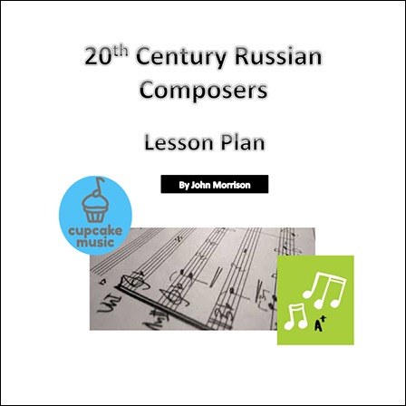 20th Century Russian Composers
