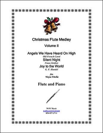 Christmas Flute Medley Volume II