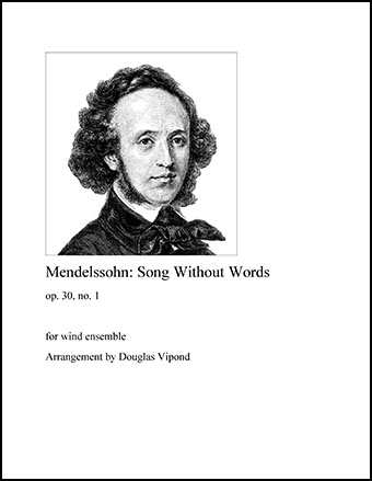 Song Without Words, Op. 30, No. 1