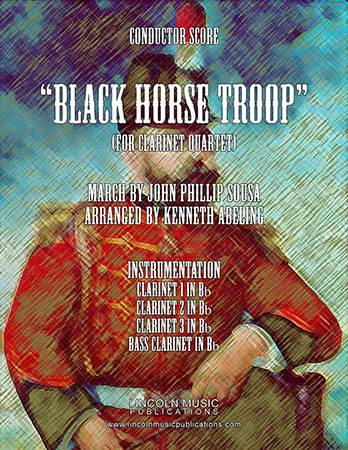 The Black Horse Troop