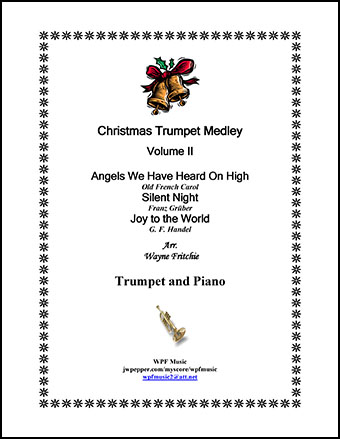 Christmas Trumpet Medley Volume II