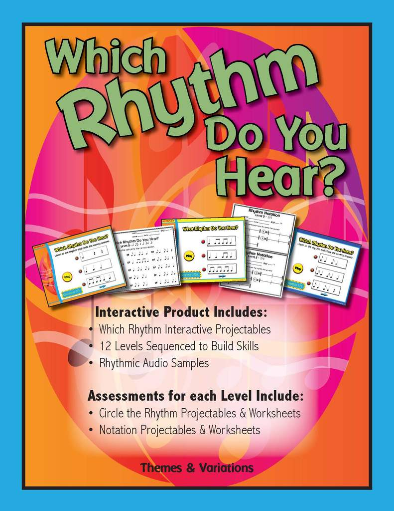Which Rhythm Do You Hear?