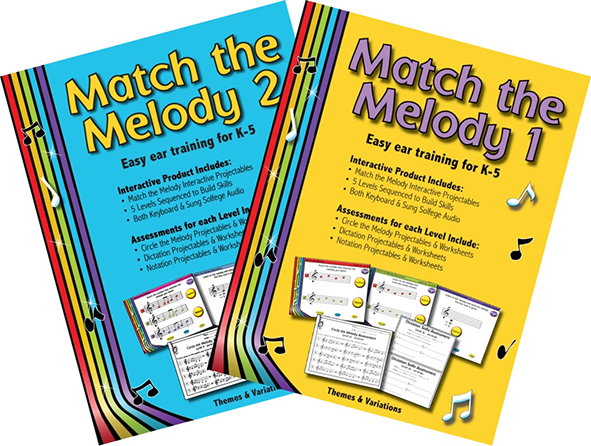 Match the Melody 1