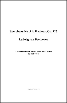 Symphony No. 9 in D Minor, Op. 125