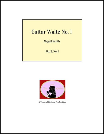 Guitar Waltz No. 1