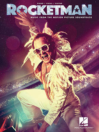 Rocketman vocal sheet music cover