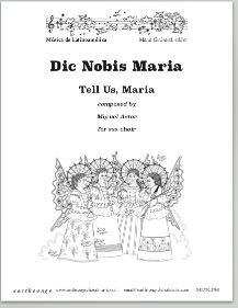Dic Nobis Maria