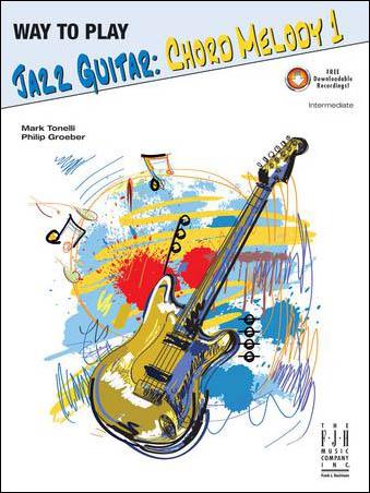 Way to Play Jazz Guitar : Chord Melody #1