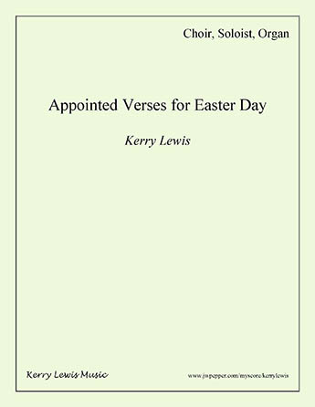 Appointed Verses for Easter Day