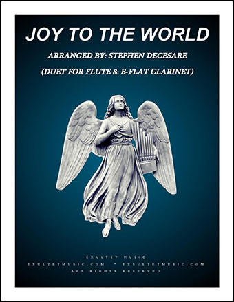 Joy To The World Cover